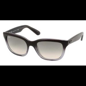 Ray-Ban RB4159 Black Gray Gradient